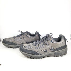 Ozark Trail Vented Low Hiking Shoes Grey Size 13